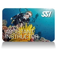 SSI Assistant Instructor Certification Card