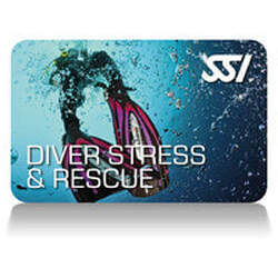 Link to SSI Diver Stress & Rescue Course