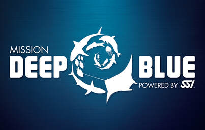Mission Deep Blue logo