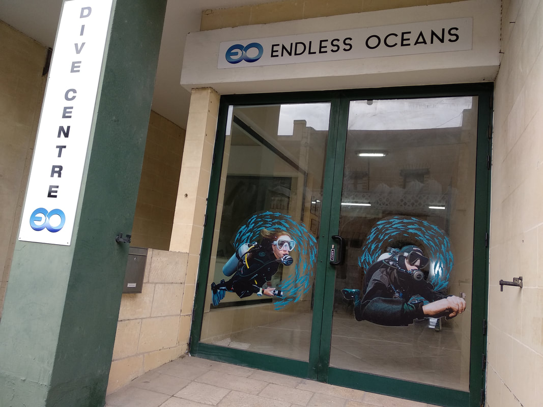 Phot of Endless Oceans Dive Centre Gozo Entry