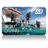 Link to SSI Boat Diving Course