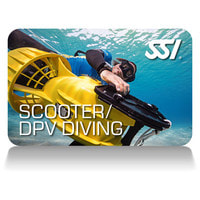 Link To SSI Scooter DPV Diving Course Gozo