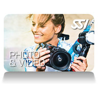 SSI Photo and Video Certification Card