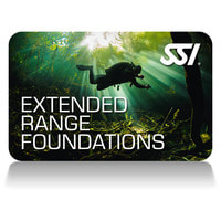 SSI Extended Range Foundations Certification Card